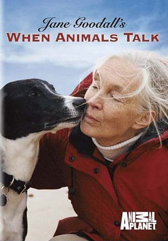 Jane Goodall's When Animals Talk DVD Movie