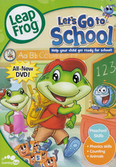 Leap Frog - Let's Go to School (Help Your Child Get Ready For School!)