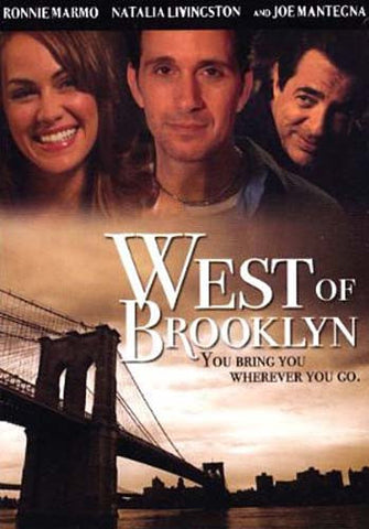 Film DVD à l'ouest de Brooklyn
