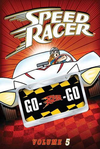 Speed ​​Racer - Volume 5 DVD Movie