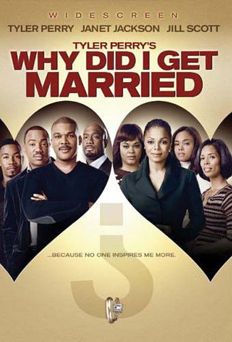 Pourquoi je me suis marié (Tyler Perry's) (Widescreen) DVD Movie