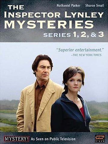 The Inspector Lynley Mysteries - Series 1, 2, & 3 (Boxset) DVD Movie