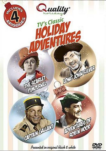 DVD's Holiday Classic Adventures de la télévision