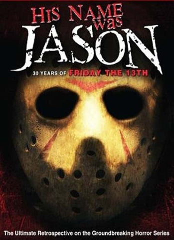Son nom était Jason - 30 Years Of Friday Le film DVD 13th