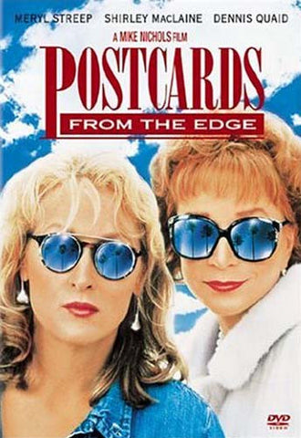 Postcards from the Edge DVD Movie