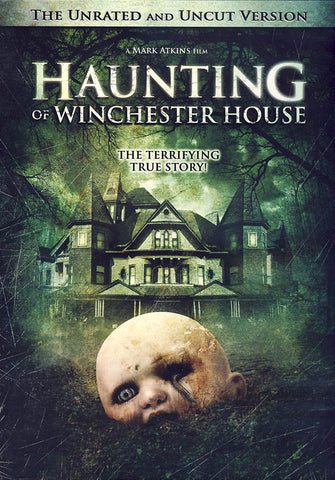 Haunting of Winchester House DVD Movie