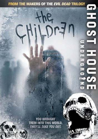 The Children (Ghost House) DVD Movie