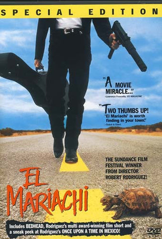El Mariachi (Special Edition) DVD Movie