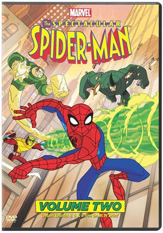 Le spectaculaire Spider-Man - Vol. Film DVD 2