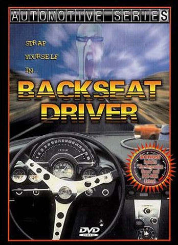 Backseat Driver - Automotive Series DVD Movie