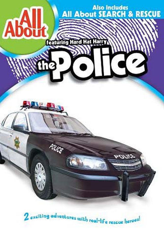 All About Police Cars/All About Search and Rescue DVD Movie