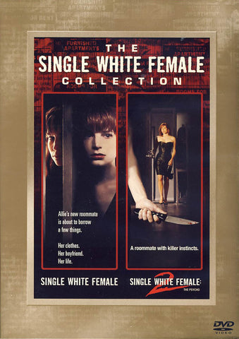 Film DVD de la collection Single White Female (Double Feature)