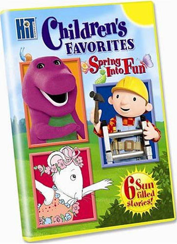 Les enfants favoris - Spring Into Fun DVD Movie