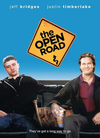 Le film DVD Open Road