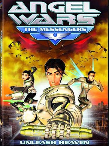 Angel Wars - The Messengers DVD Movie