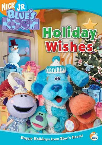 Blue s Room - Holiday Wishes DVD Movie