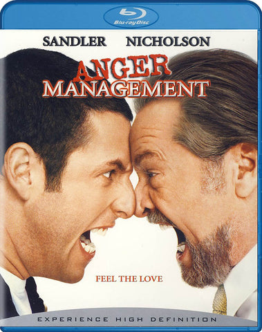 Anger Management (Blu-ray) BLU-RAY Movie
