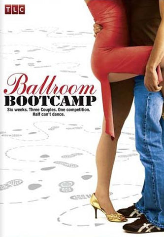 Ballroom Bootcamp DVD Movie