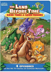 The Land Before Time - Good Times And Good Friends