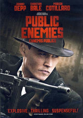Public Enemies (Single-Disc Widescreen Edition)(bilingual)