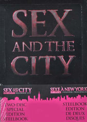 Sex And The City - The Movie - Extended Cut (Two -Disc Special Edition Steelbook) (Bilingual)
