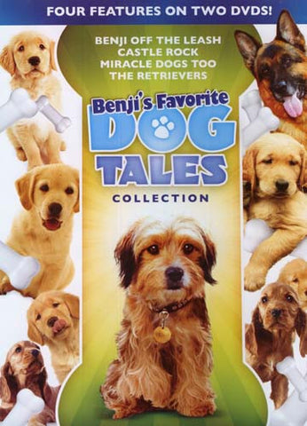 Benji's Favorite Dog Tale Collection DVD Movie