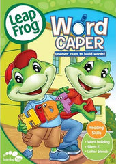 Leap Frog - Word Caper (Includes 26 Bonus Flash Cards)