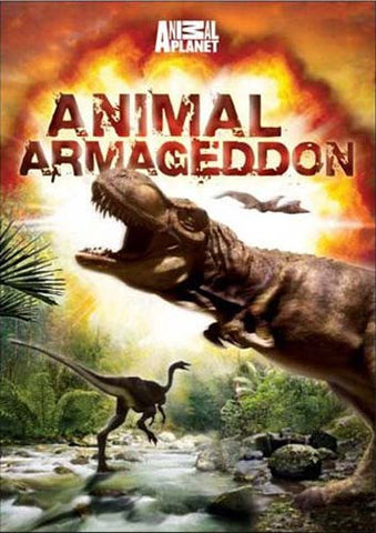 Animal Armageddon - Target - Earth (Animal Planet) DVD Movie