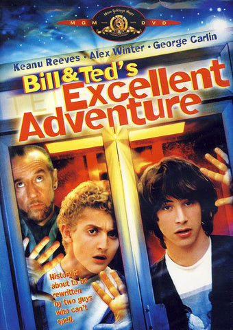 Bill And Ted's Excellent Adventure DVD Movie