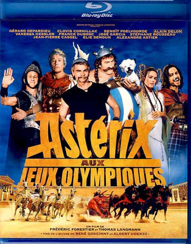 Asterix et Obelix aux jeux olympiques/Asterix At The Olympic Games (Blu-ray) BLU-RAY Movie