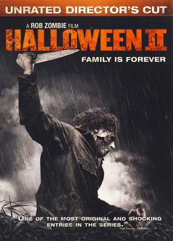 Halloween II (2) (Unrated Director's Cut) DVD Movie