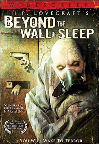 Beyond the Wall of Sleep (Widesceen) on DVD Movie