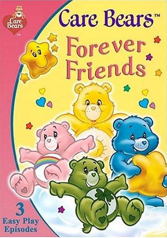Care Bears - Forever Friends DVD Movie