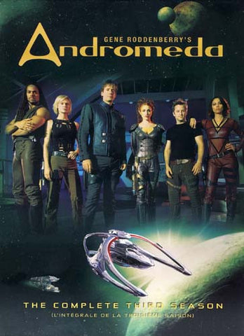 Andromeda - The Complete Third Season (3rd) (Boxset) DVD Movie