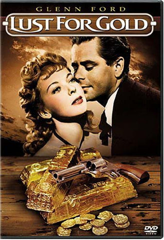 Lust for Gold DVD Movie