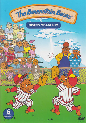 Les ours de Berenstain - Bears Team Up DVD Movie