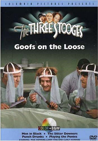 The Three Stooges - Goofs sur le film DVD