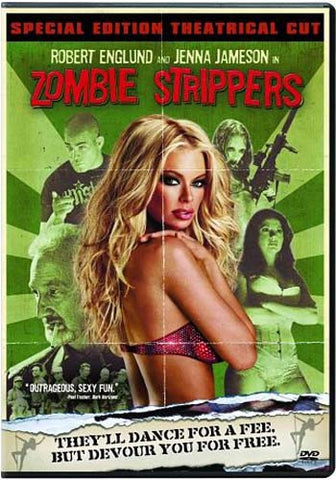 Film DVD de Zombie Strippers (Special Edition Theatrical Cut)