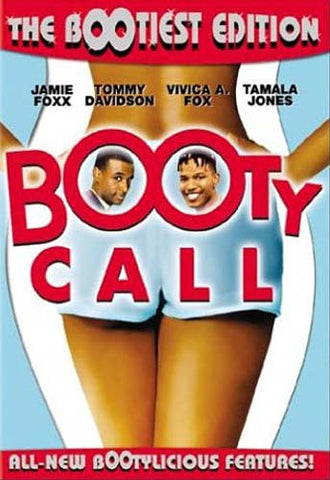 Booty Call - The Bootiest Edition DVD Movie