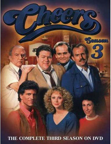 Cheers - The Complete Third Season (Boxset) DVD Movie