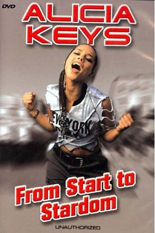 Alicia Keys - From Start to Stardom DVD Movie