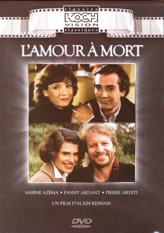 L'Amour A Mort DVD Movie