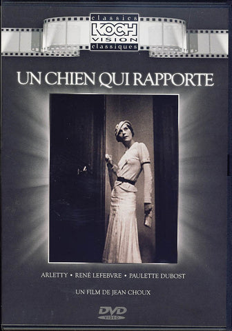 Un Chien Qui Rapporte DVD Movie
