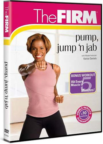 The Firm - Pump, Jump 'N Jab DVD Movie