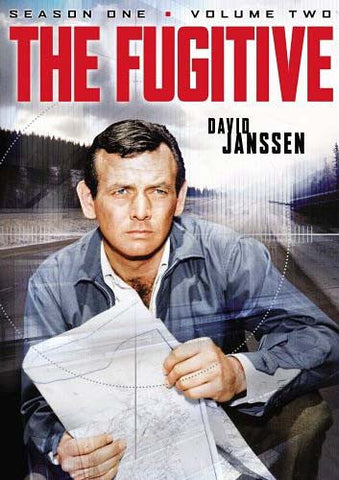 The Fugitive - Season One - Volume Two (Boxset) DVD Movie