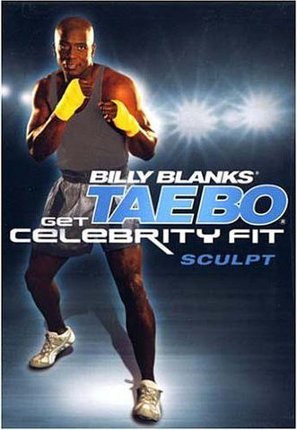 Billy Blanks' Tae-Bo - Get Celebrity Fit - Sculpt DVD Movie