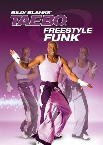 Billy Blanks - Film DVD de Tae Bo Freestyle Funk