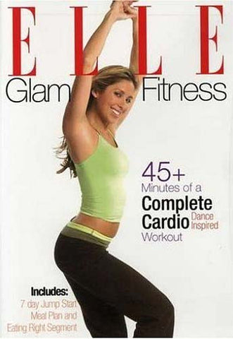 Elle - Glam Fitness Complete Cardio Workout DVD Film