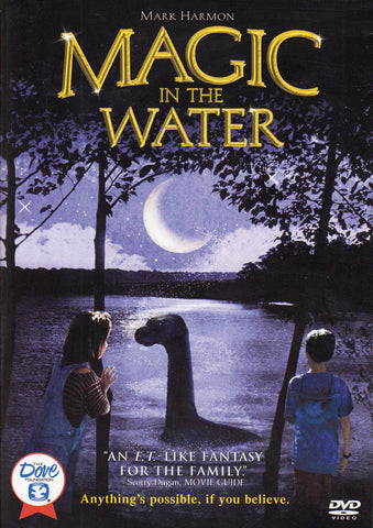 Magic in the Water DVD Movie