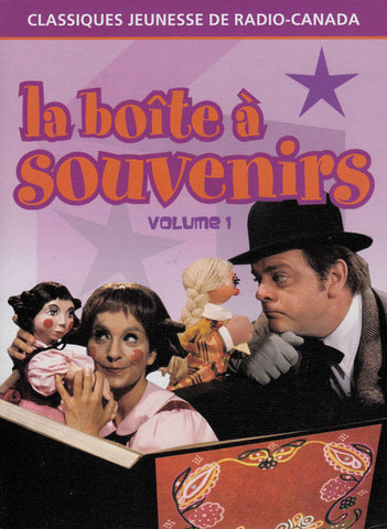 La Boite A Souvenirs - Volume 1 DVD Movie